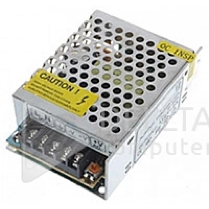 Блок питания ND-35w  12V3a ip33 импульсный,металлический