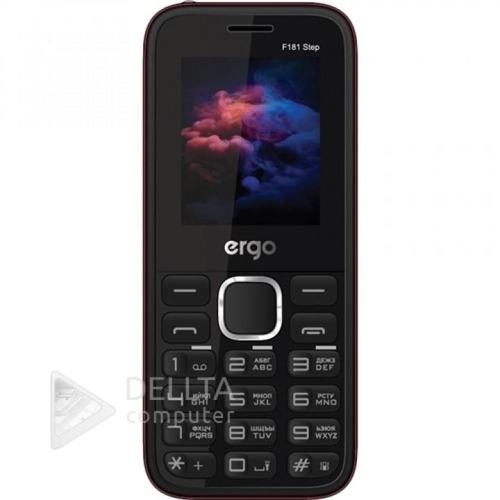 Телефон Ergo F181 Step dual sim
