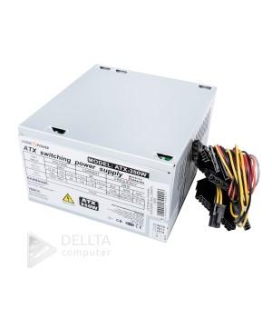 Блок питания ATX -350w , 8см, 2 SATA, OEM GreenVision (2279)