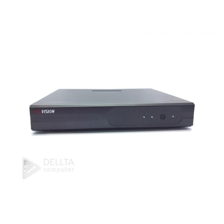 Видеорегистратор Fosvision FS-N9206 6-ти канальный NVR стационарный