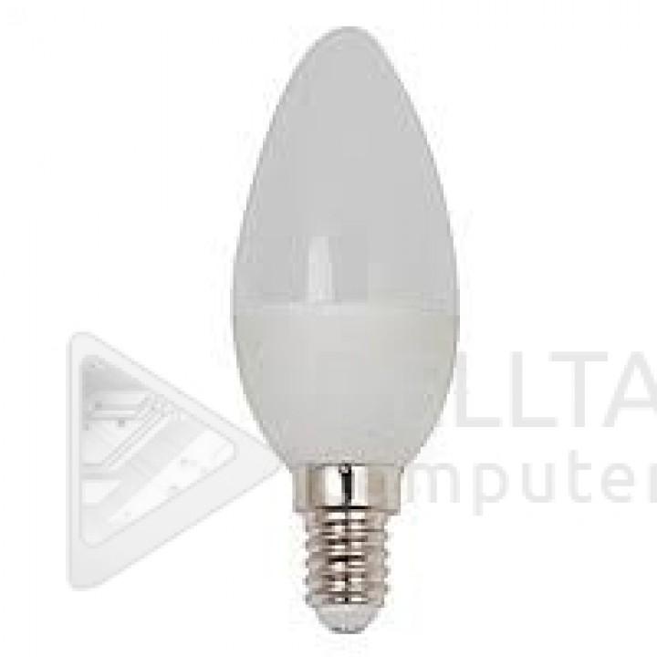 Светодиодная лампа Z-light 8w E14 6400k свеча