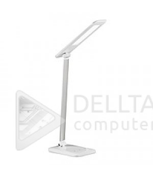 Светодиодная настольная лампа Ledex 9w 4000k, белая, 3 уровня яркости,  LX-101322