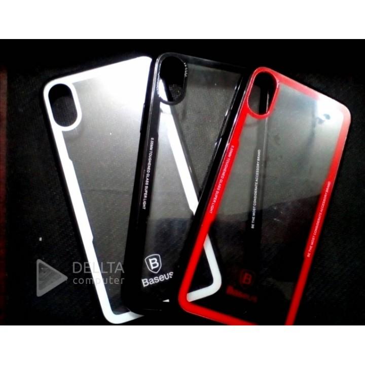 Накладка для  iphone X Basesus