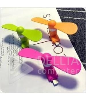 Мини-вентилятор Lighthing для Iphone смартфонов