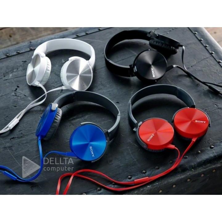 Купить наушники Sony MDR-XB450AP