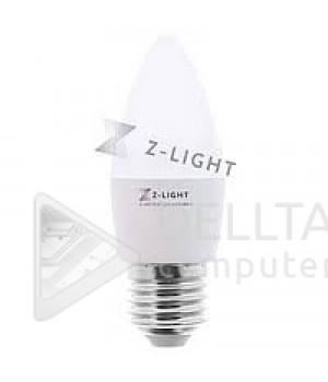 Светодиодная лампа Z-light 10w E27 4000k свеча (zl1002)