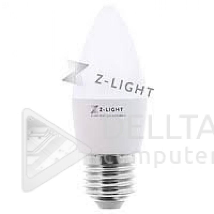 Светодиодная лампа Z-light 10w E27 4000k свеча (zl13710274)