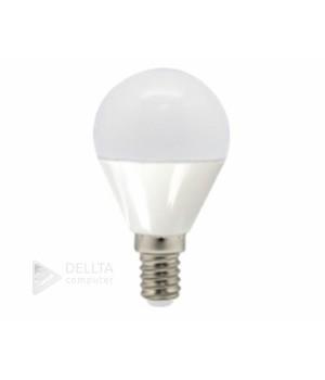 Cветодиодная лампа  WorkS E 14 7w 4000K (шар)