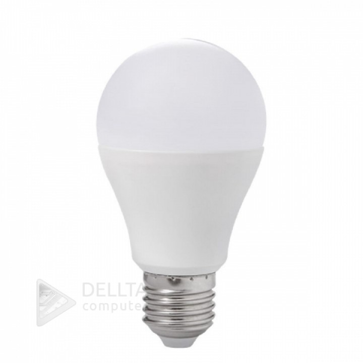 Cветодиодная лампа  WorkS E 27 12w 4000K (шар)