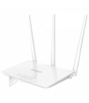 сетев.акт.TENDA F3 300m Wireless N Router (3- Antena)