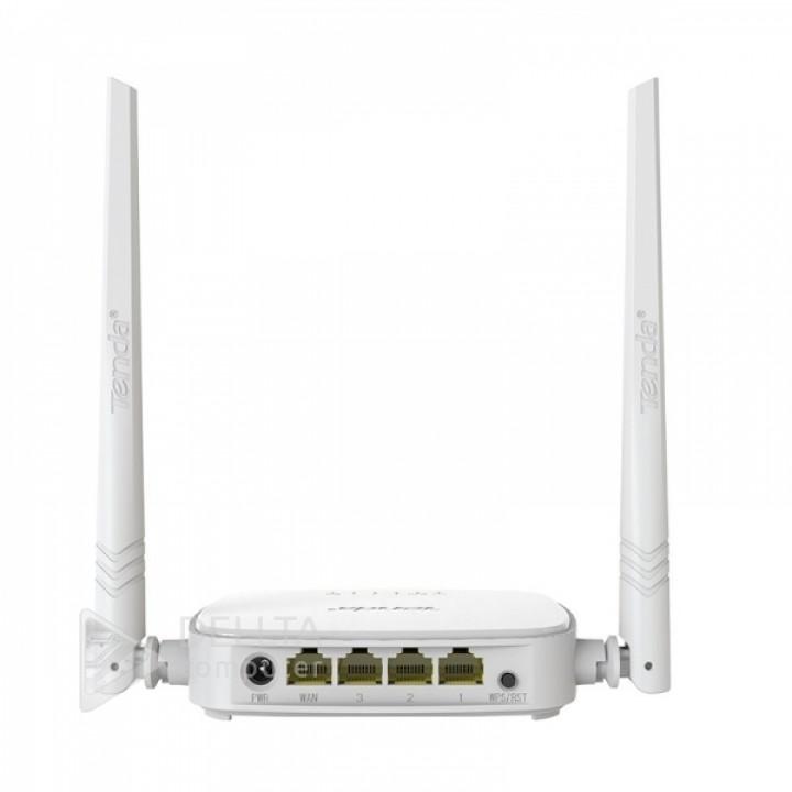 Wi-Fi роутер TENDA N301 300 Wireless N Easy Setup Router (1WAN/3LAN)