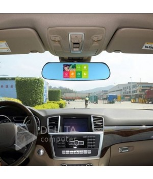 DVR зеркало CT600 Android+GPS