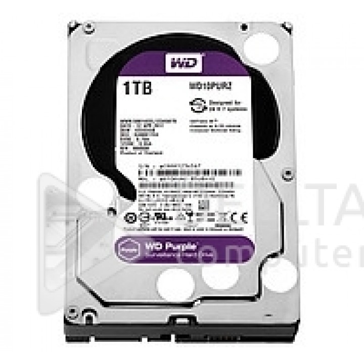 Жесткий диск Western Digital Purple 1TB 64MB 5400rpm WD10PURX 3.5 SATA III