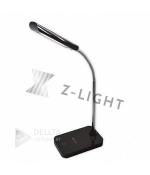 Z-Ligh ZL 5012 7W Black Лампа настольная