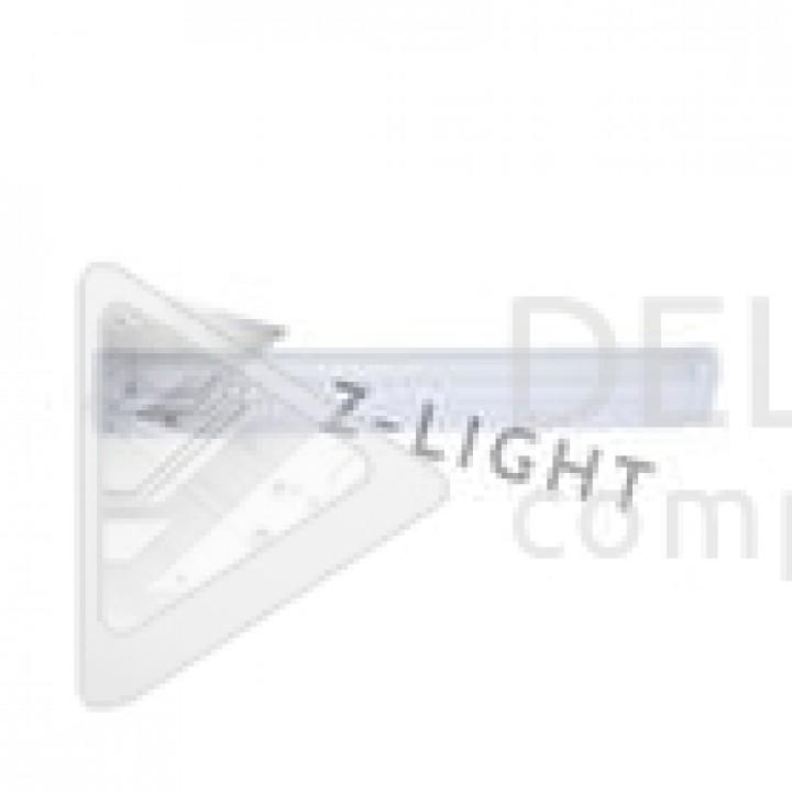 Светодиодный светильник Z-Light  T5, 120см, 18W, 1440lm,с кнопкой вкл.+шнур 1.2 метров