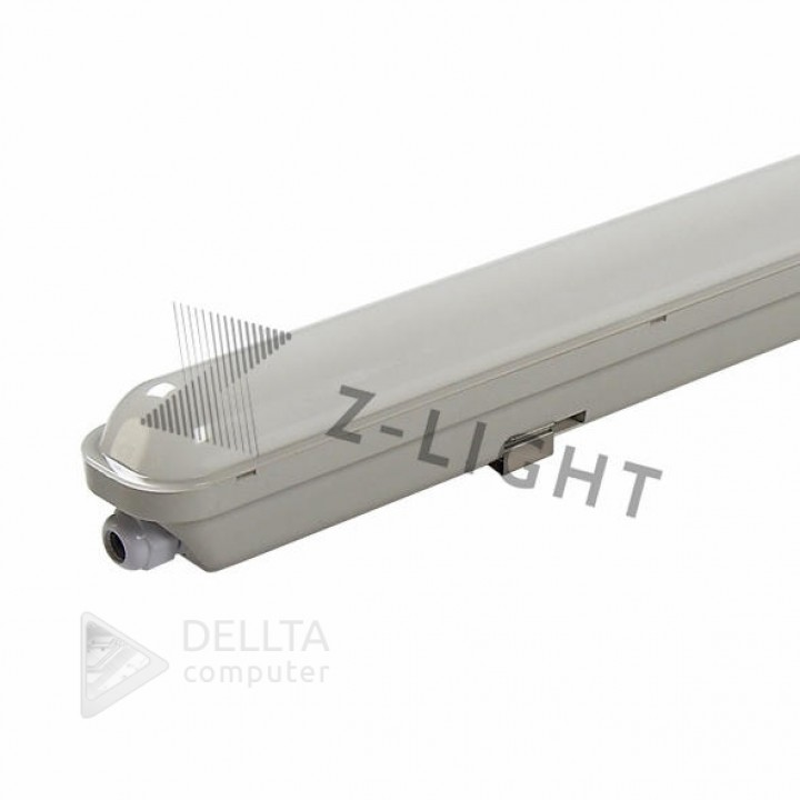 Светодиодный светильник Z-Light  120см, 36W, 2800lm, IP65