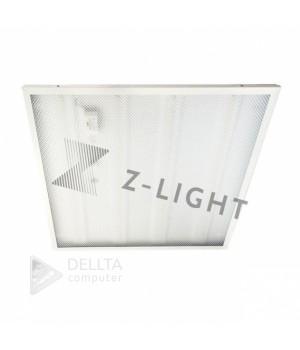 Светодиодная панель Z-Light  600*600, 36W, 2500lm,накладная OPAL 2007
