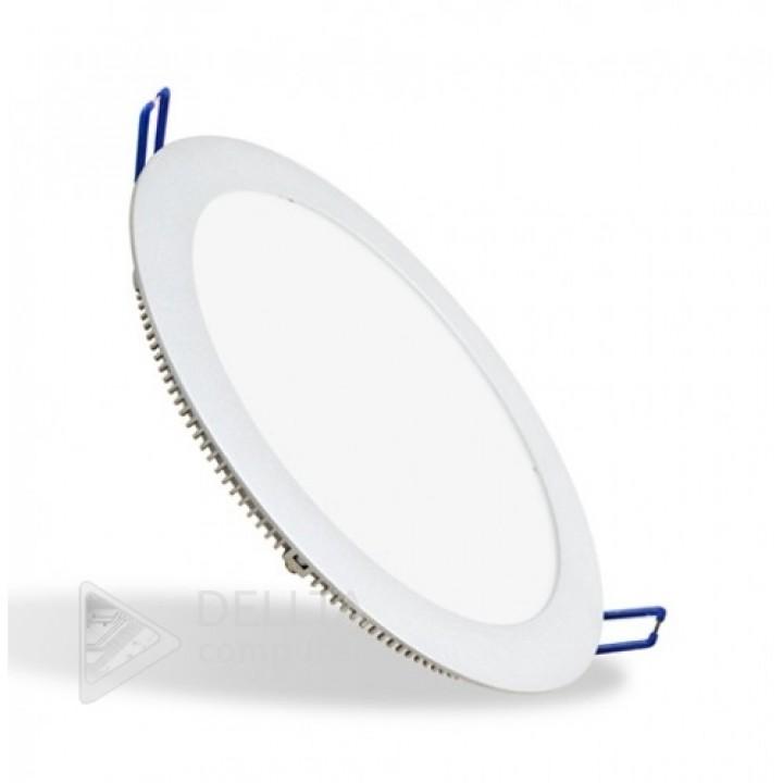 Светодиодный светильник Z-Light, круг,  12W,  алюминий 2004