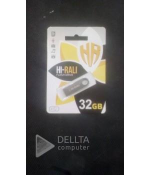 USB Флешка Hi-Rali 32 GB Shuttle black