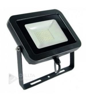 Светодиодный прожектор  Z-Light 10W, 700lm, 6500К холодный белый, 120º, IP65,черный 4101