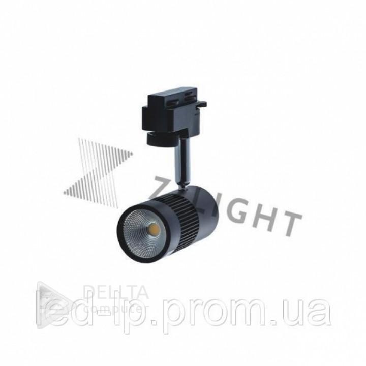 Светодиодный трековый светильник , 5W,334Lm, алюминий
