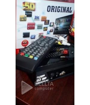Цифровой эфирный тюнер DVB T2  Original Terrestrial