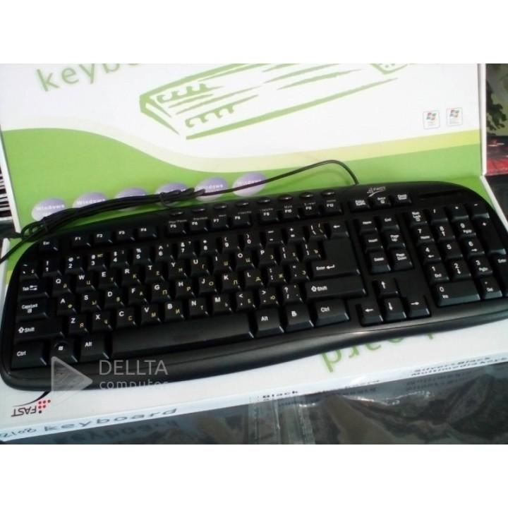 Клавиатура  USB FAST EK 2018