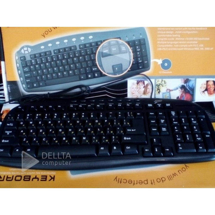 Клавиатура  USB FAST EK 3000