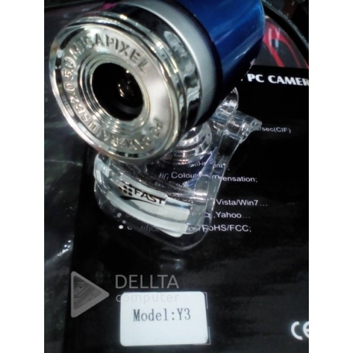 Веб-камера FAST Y3
