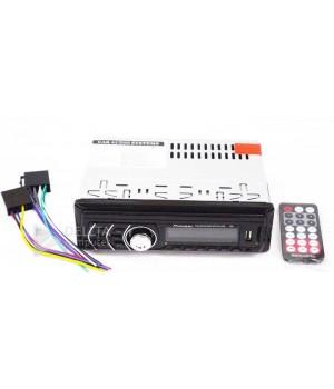 Автомагнитола 1 динамик USB SD AUX 4RCA  1581-1585