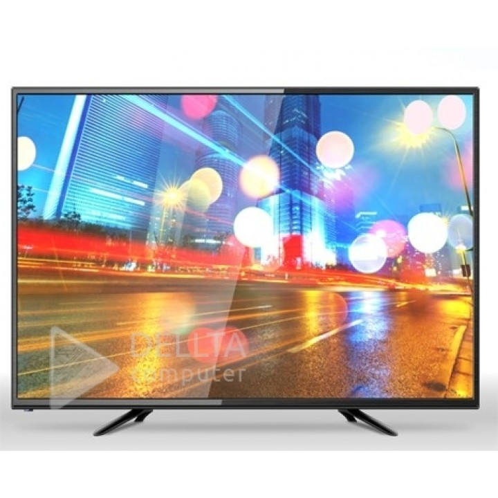 Телевизор плоский с T2 22 дюймов G
