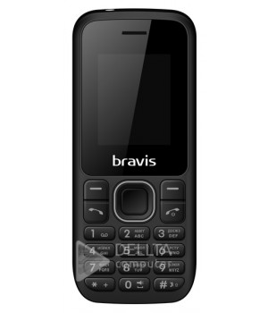 Мобильный телефон Bravis C183 Rife Dual Sim
