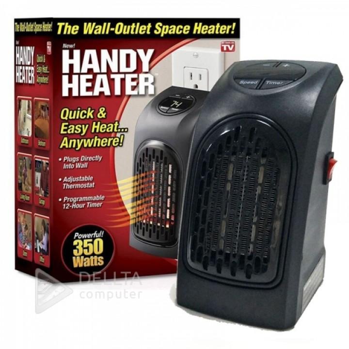 Портативный обогреватель для дома или офиса Handy Heater (Хэнди Хитер)