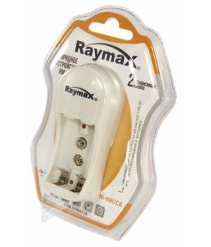 Зарядное устройство Raymax RM116 2х канальное .Для трех типов аккумуляторов