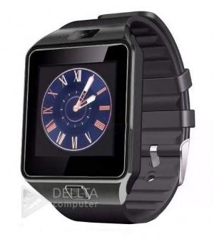 """Смарт-часы Smart Watch  черные """"DZ09(dz11)"""
