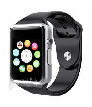 Часы-телефон Smart Watch Smart  A1  black