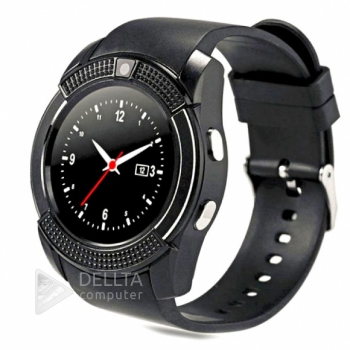 Smart Watch V8 smart watch black