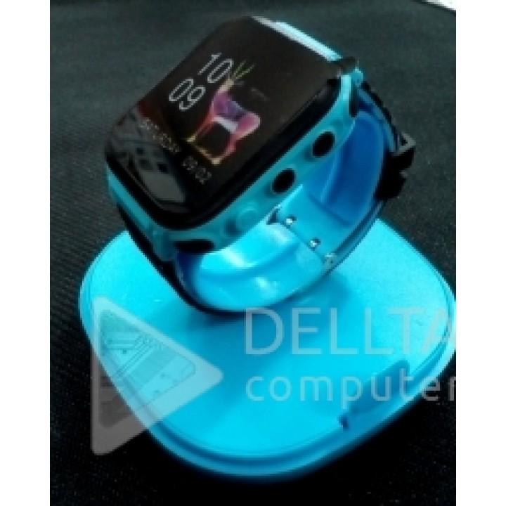 Детские часы с gps трекером А2 Deep Blue