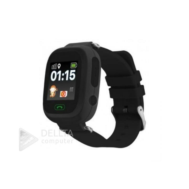 Smart часы детские сенсорные Q90 black