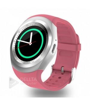 Смарт-часы Smart Watch Y1s розовые