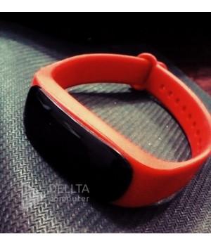 Фитнес-браслет M5 красный