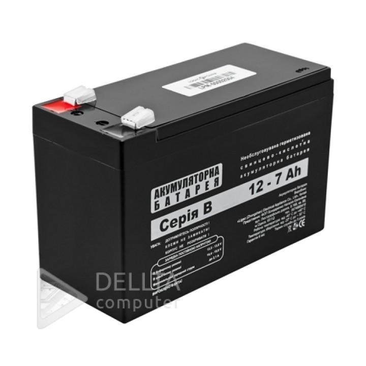 Аккумулятор AGM LPM А12-7 AH (3058)