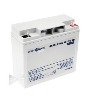 Аккумулятор AGM LPM 12-20 AH (6556) гелевый