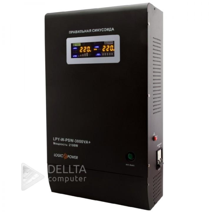 ИБП Logicpower LPY- W - PSW-5000VA+ (3500Вт) 10A/20A с правильной синусоидой 48В LP4148