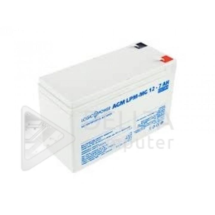 Аккумулятор мультигелевый AGM LPM-MG 12 - 7,2 AH LP6553