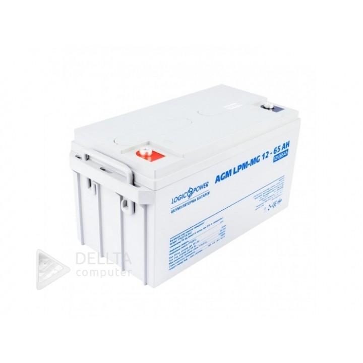 Аккумулятор мультигелевый AGM LPM-MG 12 - 65 AH LP3872