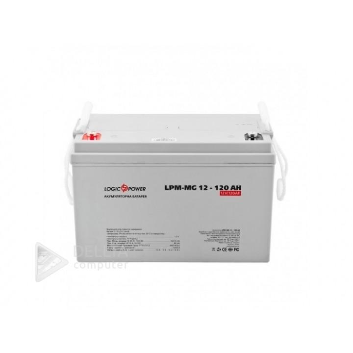 Аккумулятор мультигелевый AGM LPM-MG 12 - 150 AH LP4197