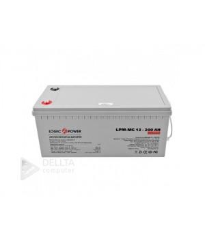 Аккумулятор мультигелевый AGM LPM-MG 12 - 200 AH LP3875