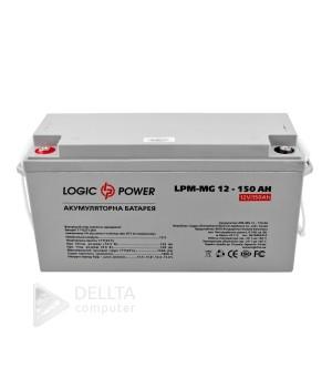 Аккумулятор гелевый  LPM-GL 12 - 150 AH LP4155