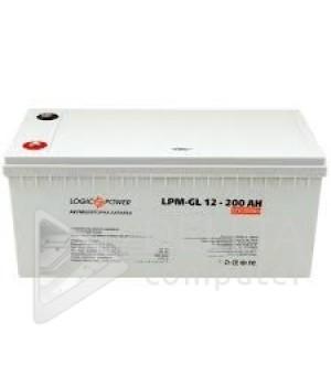 Аккумулятор гелевый  LPM-GL 12 - 200 AH LP4156